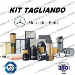 Kit tagliando Mercedes Classe A (W169)  da  04/2005