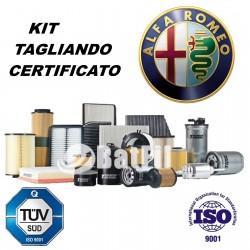 Kit tagliando Alfa Romeo 147 1.9 JTD 155HP  Eng.937A2000...