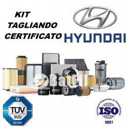 Kit tagliando Hyundai Santa Fe 2.0 CDRi 83KW/113HP...