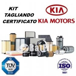Kit tagliando Kia Picanto 1.1CRDi 75HP dal 11/05 al 05/11