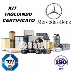Kit tagliando Mercedes  Vaneo 1.6/1.9 da  10/1997  09/2005