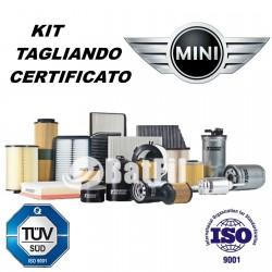 Kit tagliando Mini Mini Cooper 1.6 115HP  da 07/04 al...