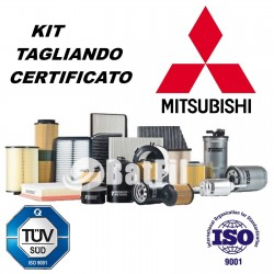 Kit Tagliando Mitsubishi Colt VI 1.5 DiD  68/95HP