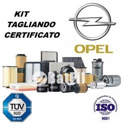 Kit tagliando Opel Corsa C 1.0 12V 1.2 16V  da 11/2000 al...