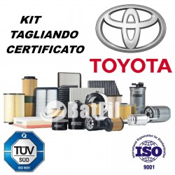Kit Tagliando Yaris produzione Francia 1.0  68HP...