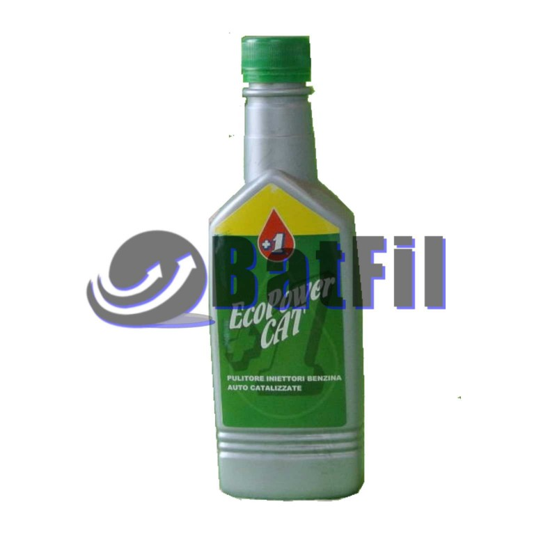 Additivo Q8 Roloil ECOPOWER CAT pulitore iniettori benzina 250 ml