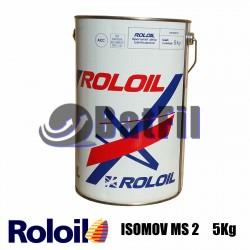 Grasso al bisolfuro di mobildeno ISOMOV MS2 Q8 Roloil 5 kg