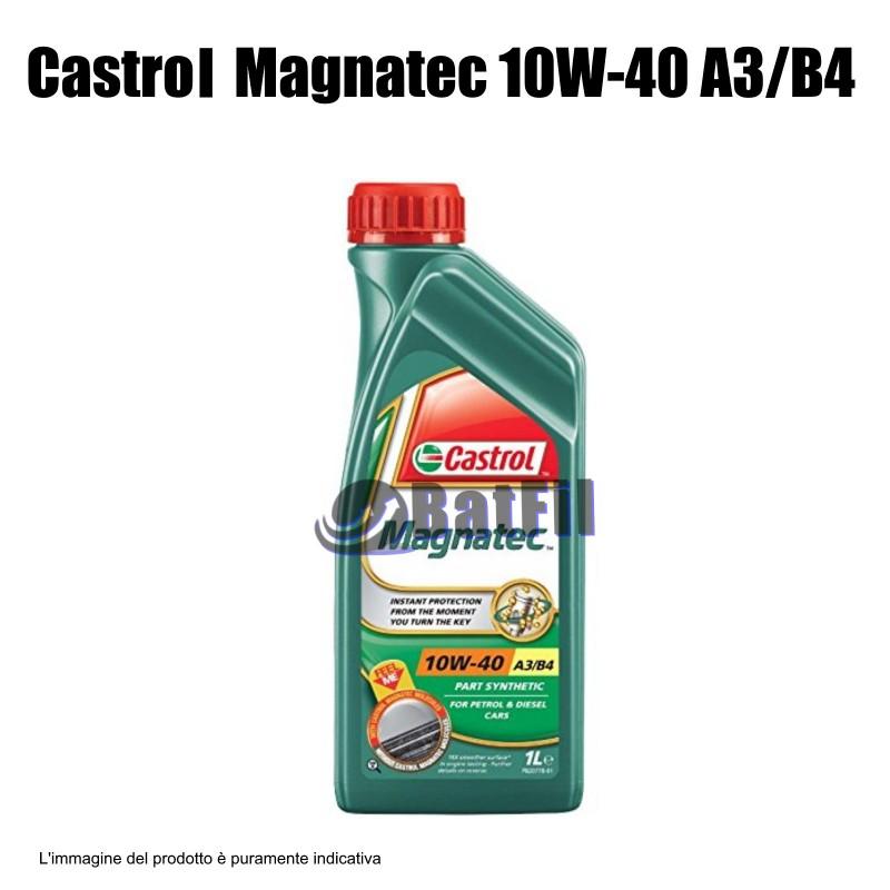 Olio Castrol Magnatec 10W-40 A3/B4  10W-40 A3/B4  1  LT