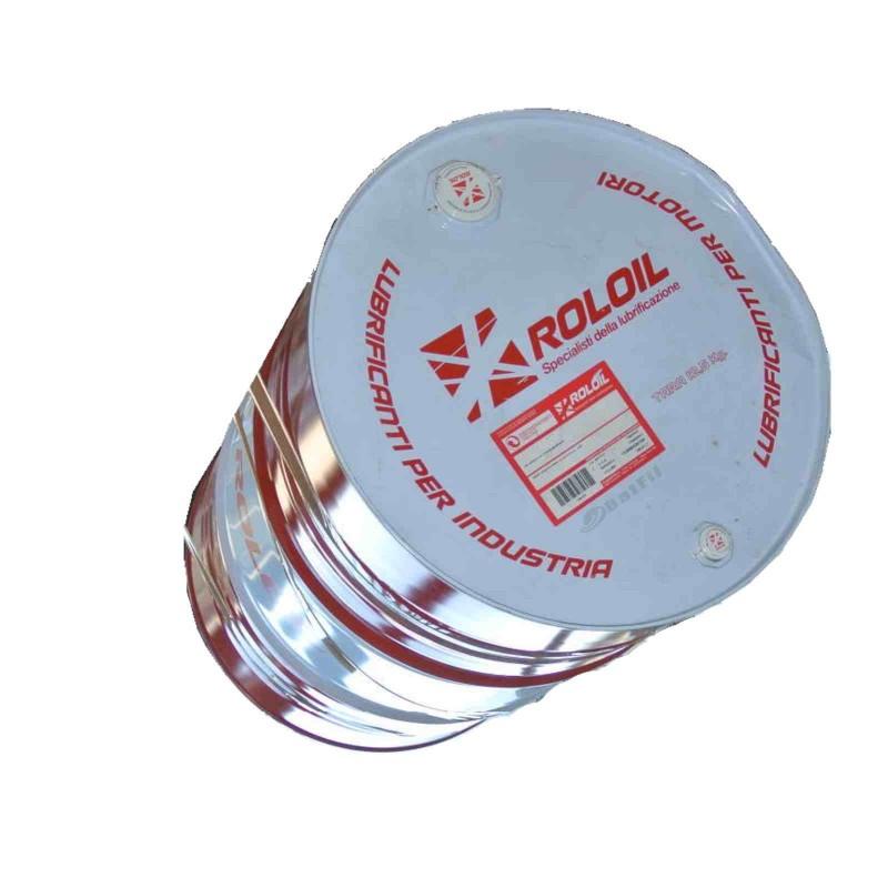 Olio a base sintetica 10w40 Q8 Roloil SYNT-XPR 200 lt