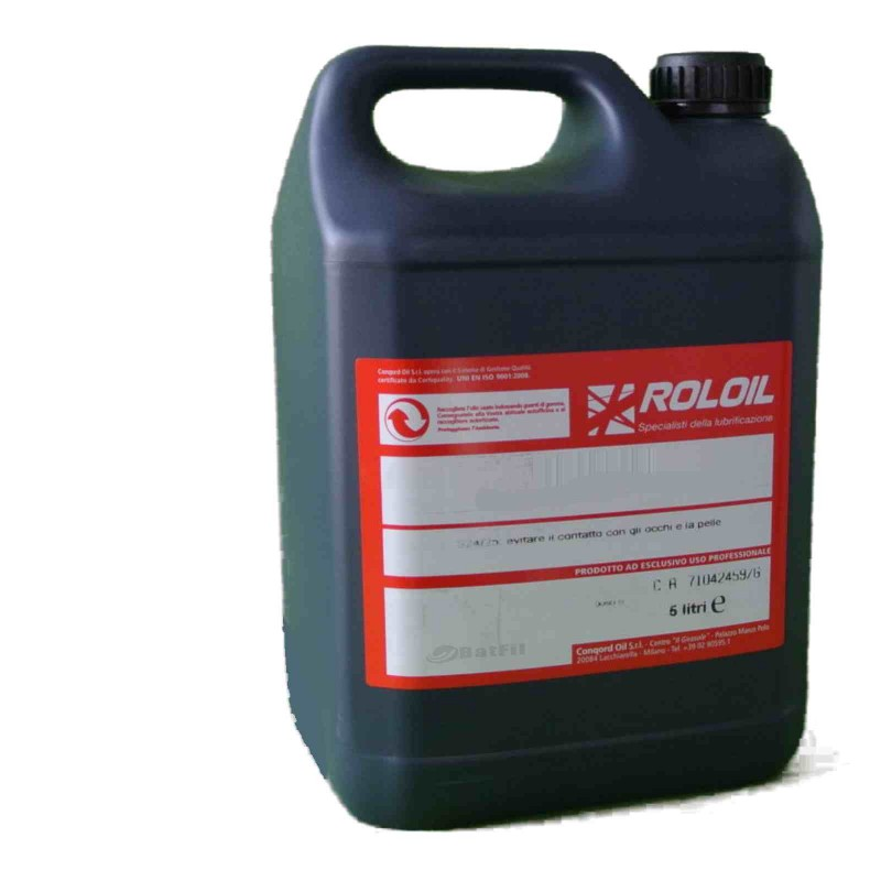 Olio per cambio e differenziali Q8 Roloil VARIAX  80W90  5 lt