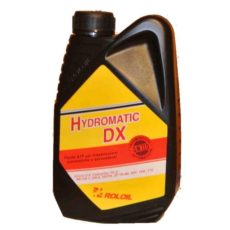 Olio speciale per trasmissioni automatiche  Q8 Roloil Hydromatic DX 1 lt