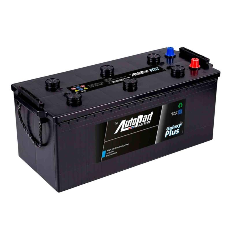 Batteria Autopart 12V 135Ah 800Ah (EN) polo + SX dim 513 x 175 x 208(h)