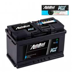 Batteria Autopart 12V 75Ah 620A (EN) polo + DX dim 278 x 175 x 175(h)