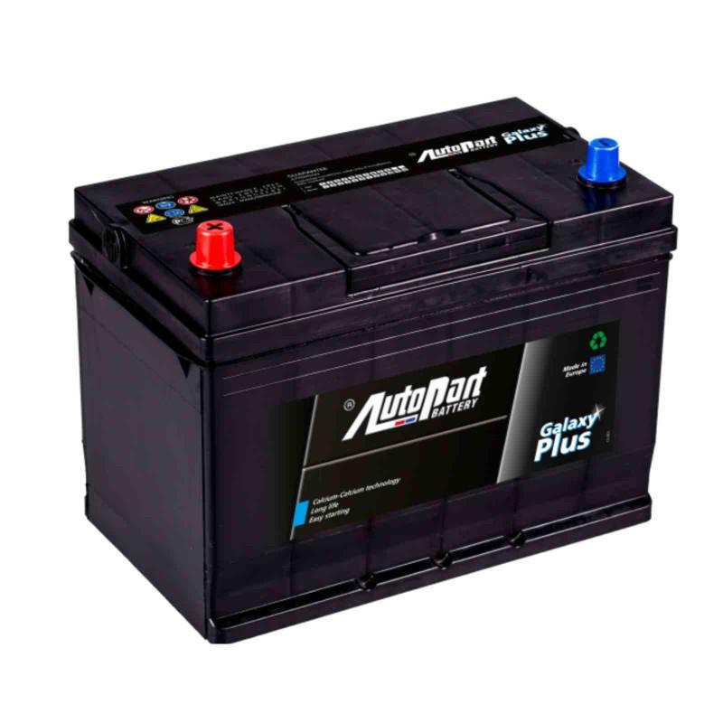 Batteria Autopart 12V 100Ah 850A (EN) polo + DX dim 303 x 175 x 227(h)