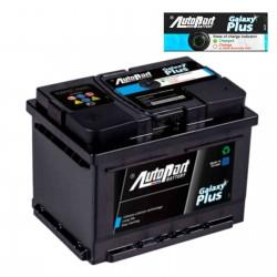 Batteria Autopart 12V 55Ah 420A (EN) polo + DX dim 242 x 175 x 175(h)