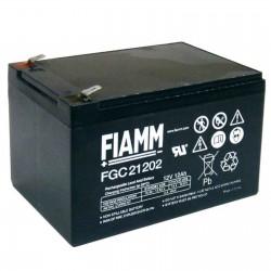 Fiamm  FGC21202 12V 12Ah batteria AGM VRLA al piombo sigillata ricaricabile