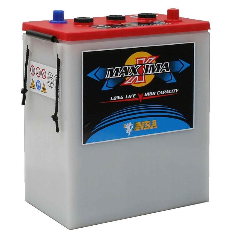 Batteria tubolare corazzata NBA MAXXIMA PLUS6V 20/h 425Ah