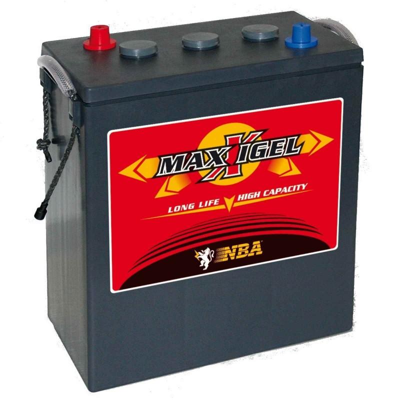Batteria NBA GEL Maxxigel 6V 20/h 335Ah
