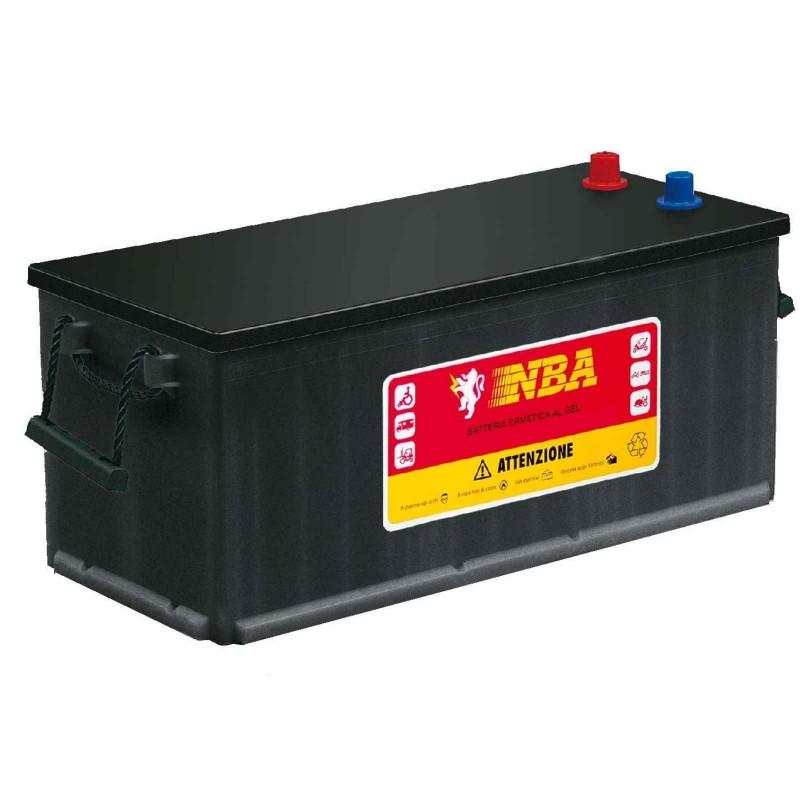 Batteria al GEL per fotovoltaico NBA GEL MACBGEL-S 12V 20/h 170Ah IVA AGEVOLATA!