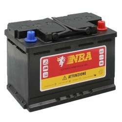 Batteria NBA GEL 52L3GEL 12V 20/h 70Ah